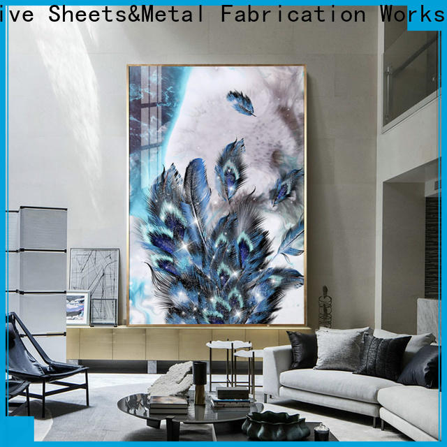 Topson Top custom glass fabrication for TV wall