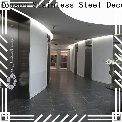 elegant custom stainless steel doors door manufacturers for building facades