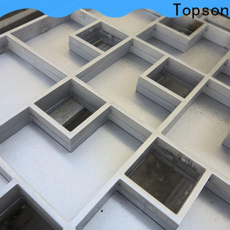Topson good looking stainless steel drain cover Supply for office
