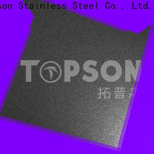 Best brushed stainless steel sheet brushed for business for elevator for escalator decoration