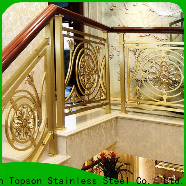 Topson railingsstainless stainless steel hand railing systems company