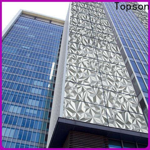 cost-effective restaurant wall cladding elevator manufacturers for elevator
