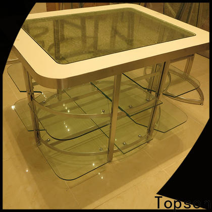 Topson cabinets metal garden recliners Suppliers for hotel lobby decoration