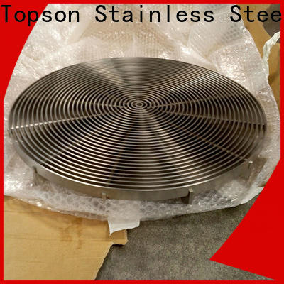 good-looking industrial metal grating grating Supply for tower