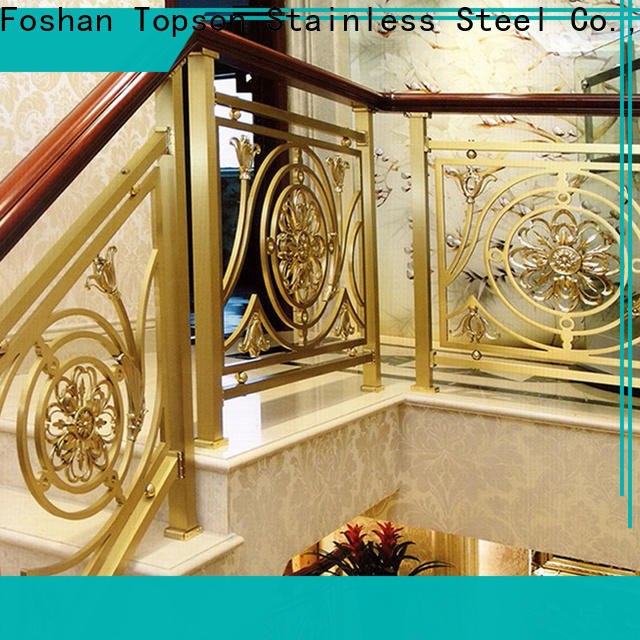 Topson stainless metal work custom manufacturers