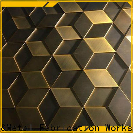 Topson elevator metal cladding Supply for wall