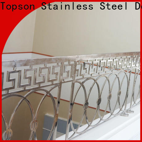 Topson railing for office