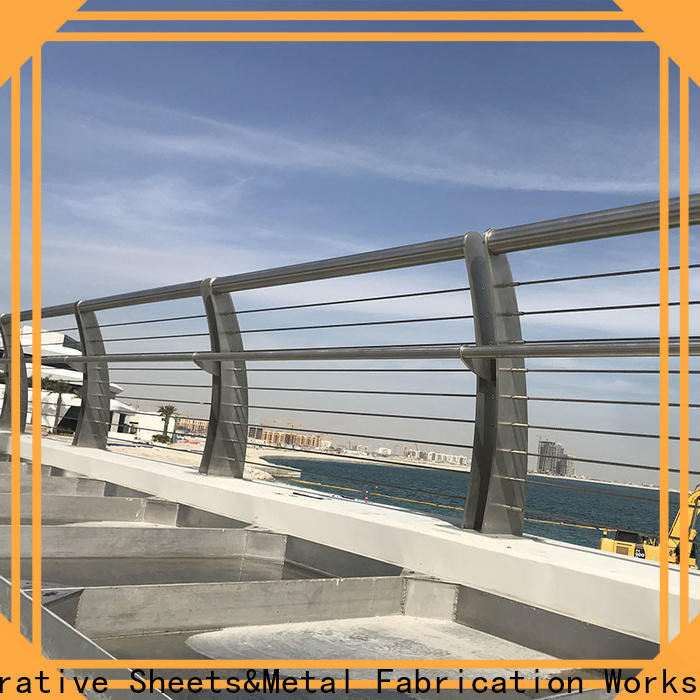 stable stainless steel deck railing cost handrailstainless for mall