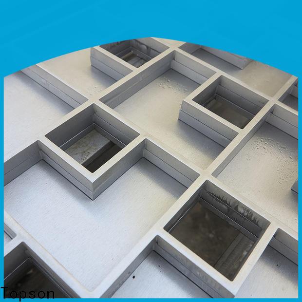 316 stainless steel door hardware & square cast iron drain grates