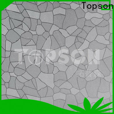 Topson Custom mirror finish stainless steel Suppliers for floor