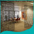 New perforated screen panels plate for business for building faced