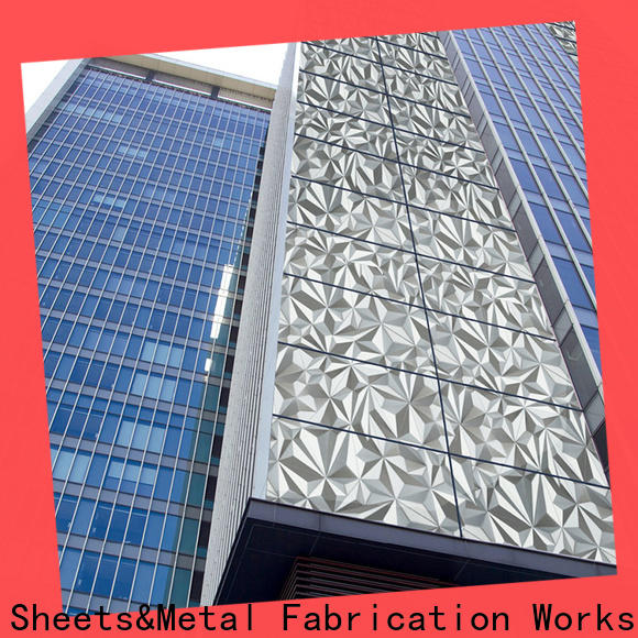 Topson cost-effective commercial restaurant stainless steel wall panels for business for elevator