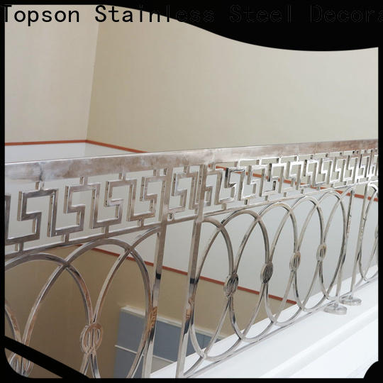 Topson popular stainless steel cable systems company for hotel