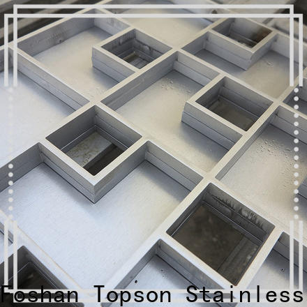 Topson covers circular metal drain covers company for hotel