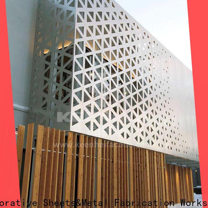 special design aluminium mashrabiya screens aluminium from china for building faced