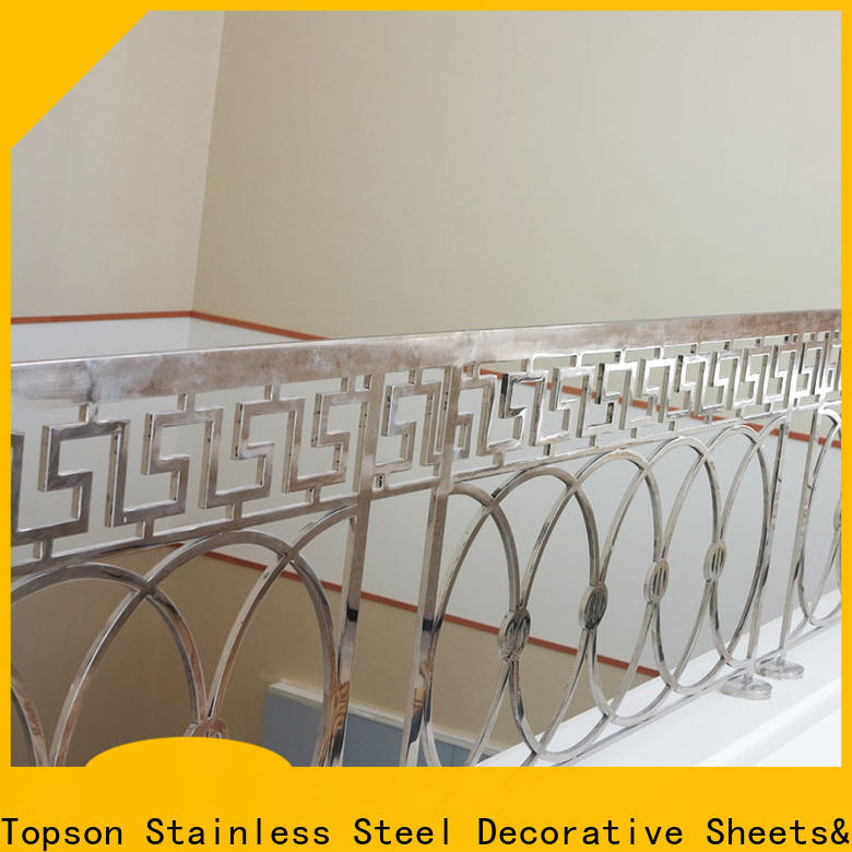 stainless steel stair posts
