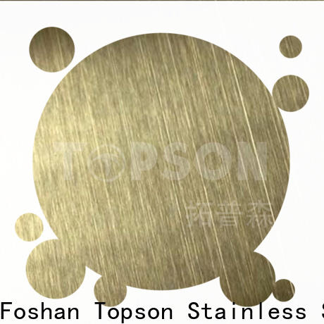 Wholesale stainless steel sheet metal prices metal China for elevator for escalator decoration