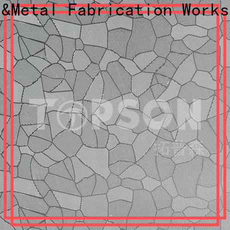 Wholesale stainless steel foil sheet cross for business for kitchen