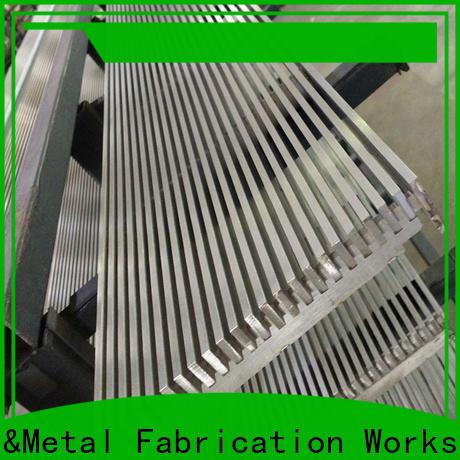 Topson fashion diamond mesh grating Supply for building