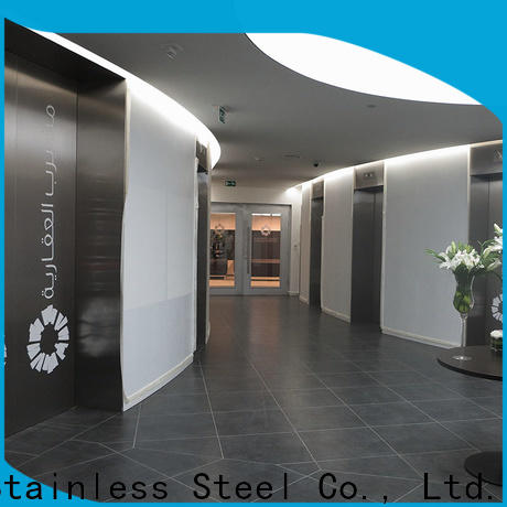 Topson High-quality steel entry door manufacturers Suppliers for outdoor wall cladding