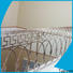 Topson Custom stainless steel cable porch railing for business for hotel