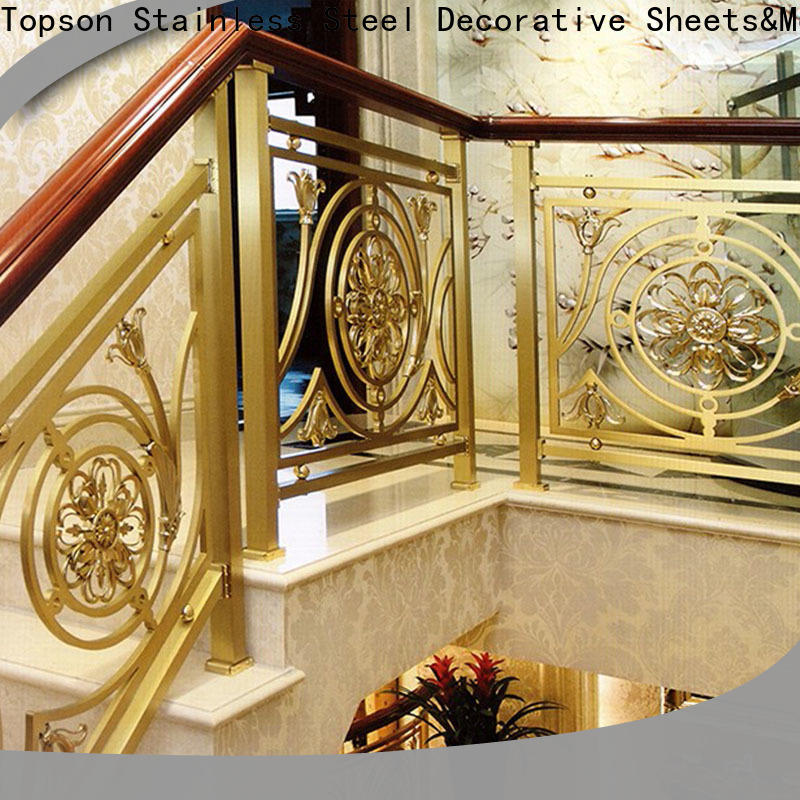 Topson handrail stainless steel handrail manufacturers manufacturers for room