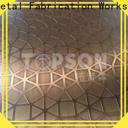 bead blasted stainless steel cross Suppliers for floor