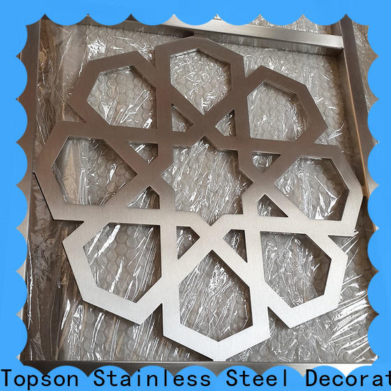 Topson panels laser cutting designs graphic designs export for curtail wall