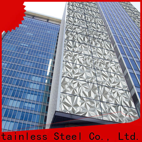 high quality stainless steel for commercial kitchens elevator Suppliers for wall