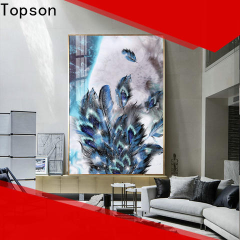 Topson New custom glass services in china for bar