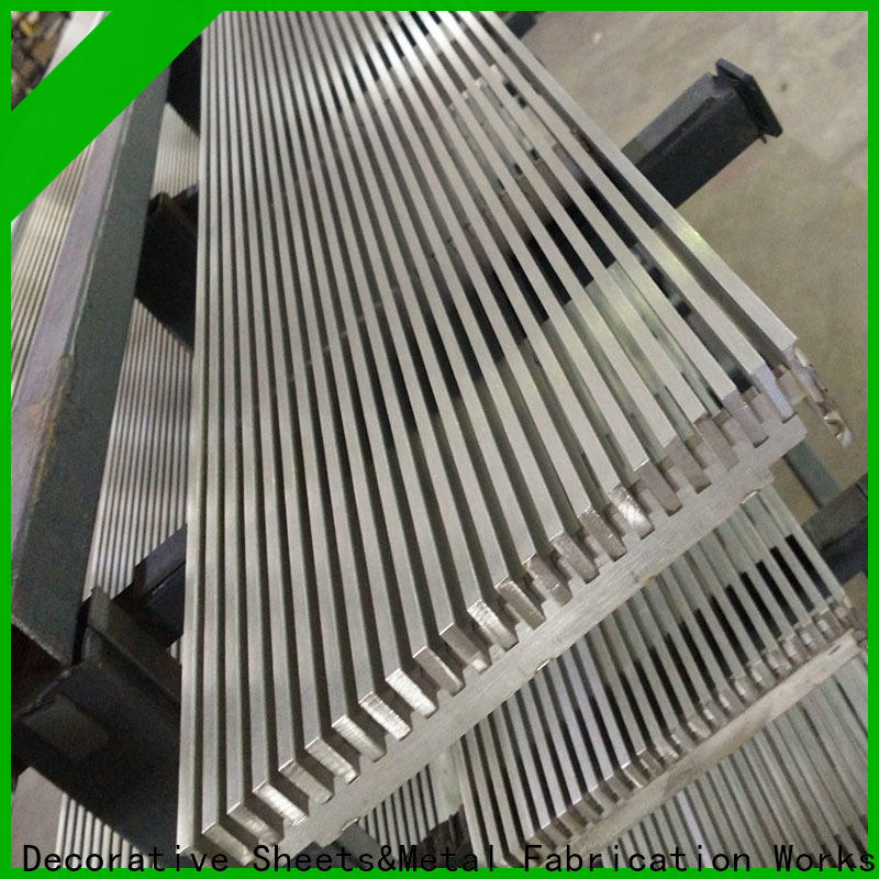 widely used steel diamond grate steel Supply for hotel