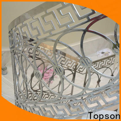 Topson New metal and cable stair railing Suppliers for room