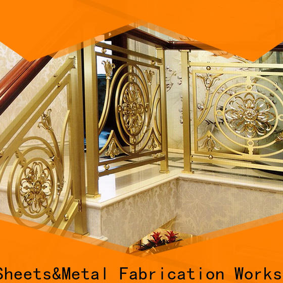 Topson railing stainless steel balcony railing company for mall