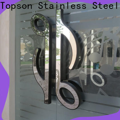 elegant satin stainless steel door knobs handles for business for roof decoration