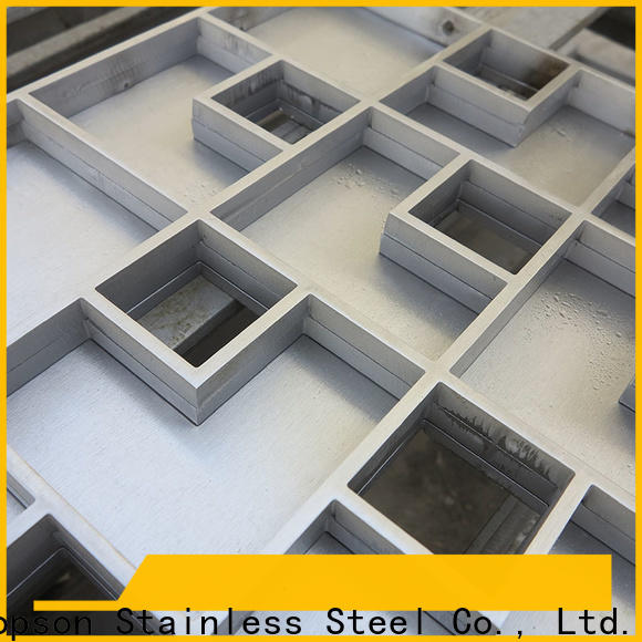 12 round drain cover & ss railings for balcony