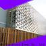 Topson mashrabiya screen Supply for exterior decoration