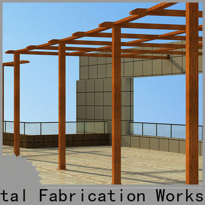 Topson fixed metal works sheet metal Suppliers for park