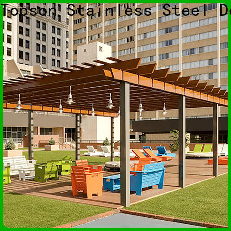 Topson frame sheet metal work company for business for backyard
