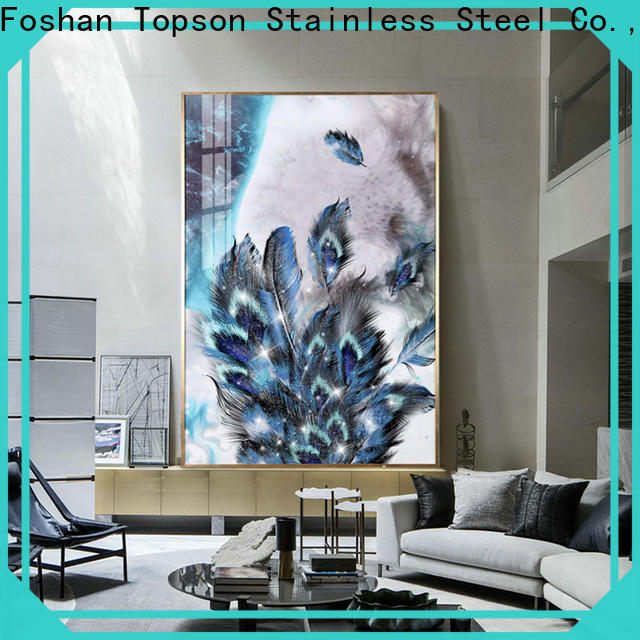 Topson Top glass railing system from wholesale for bar