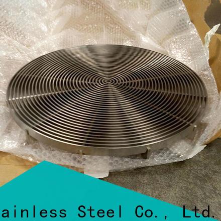 Top galvanised steel mesh flooring steel Suppliers for tower