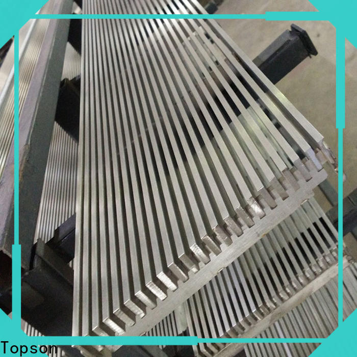 Topson steel expanded metal sheet suppliers Supply for office