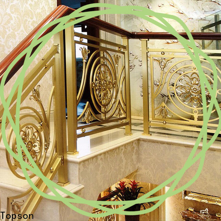 Topson High-quality stainless steel cable railing systems for mall