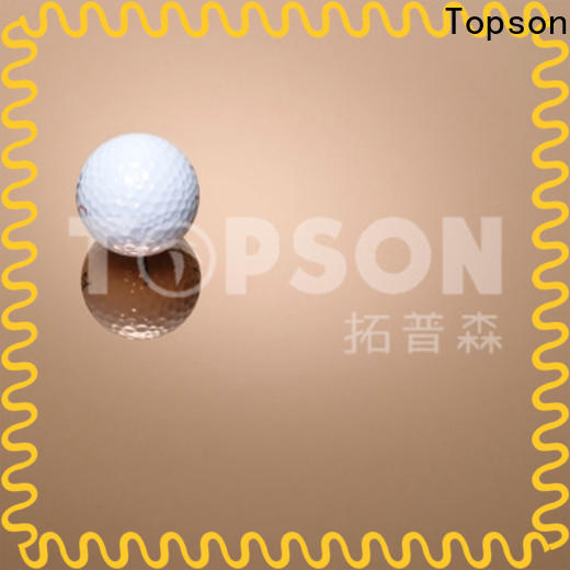 Topson raw coloured stainless steel sheet for business for furniture