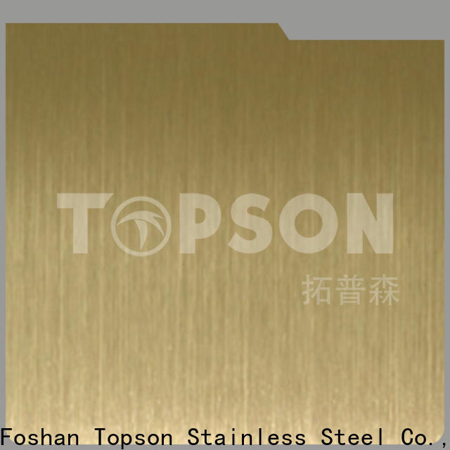 luxurious decorative stainless steel sheet etching for business for vanity cabinet decoration