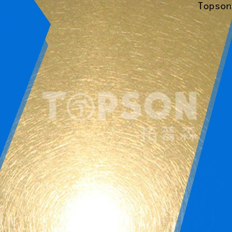 good-looking stainless steel sheet metal for sale decorative Suppliers for vanity cabinet decoration