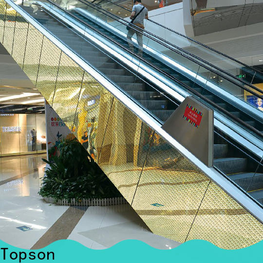 Topson elevator roof and wall cladding system for elevator