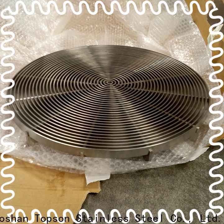 Wholesale aluminum grating suppliers gratingstainless for hotel