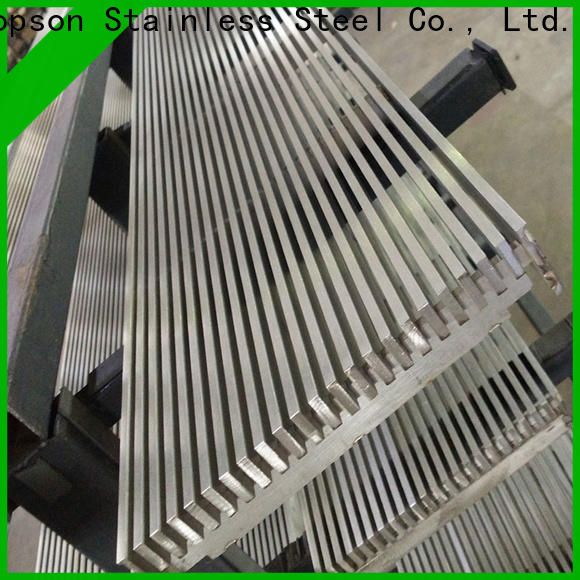 Topson cutting industrial steel grating Suppliers for mall