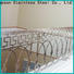 Custom stainless steel stair railing systems handrail Supply for room