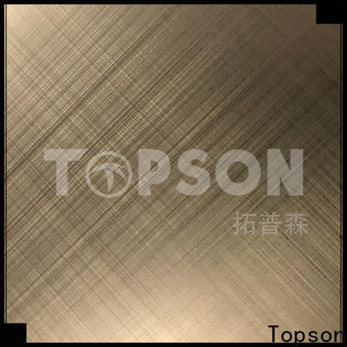Topson steel sheets of sheet metal Suppliers for partition screens